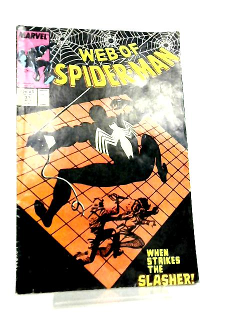 Web of Spider-Man Vol 1 No 37 by James Owsley