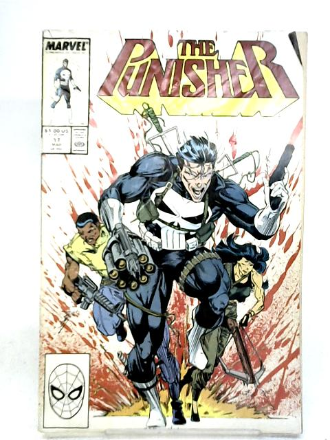 The Punisher Issue 17 ( Marvel UK Ltd) (The Punisher) by Mike Baron