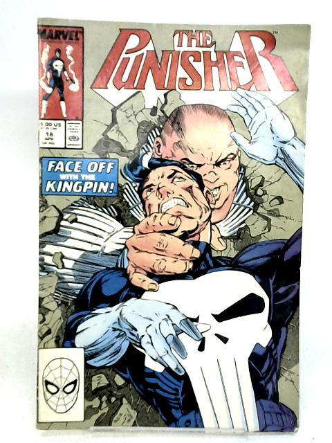 The Punisher, Vol. II, No. 18, April 1989 by Mike Baron