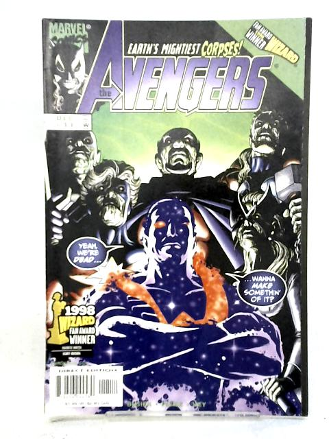 The Avengers, Vol. 3, No. 11, December 1998 By Kurt Busiek