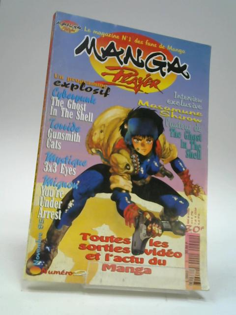 Manga Player, Numero 2, November 1995 By Unknown