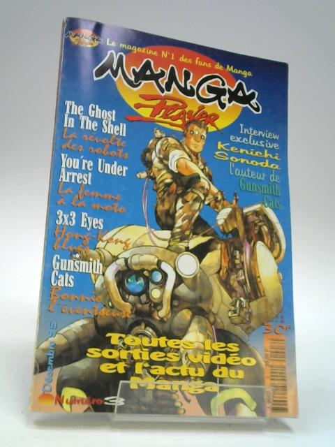 Manga Player, Numero 3, December 1995 By Unknown