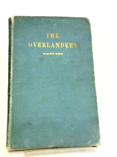 The Overlanders by Dora Birtles