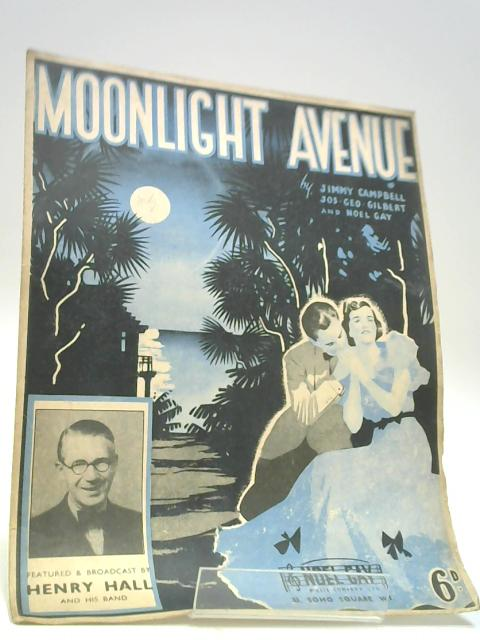 Moonlight avenue . jack harris By By jimmy campbell