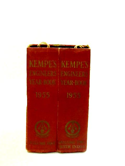 Kempe's Engineer Year Book One and Two by C.E. Prockter