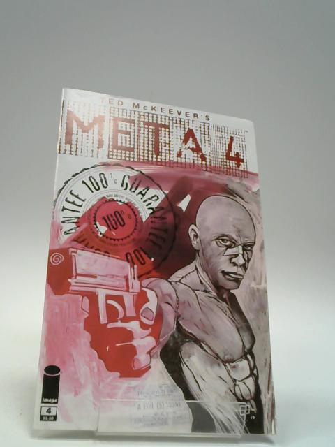 Meta 4 #4 By Ted McKeever