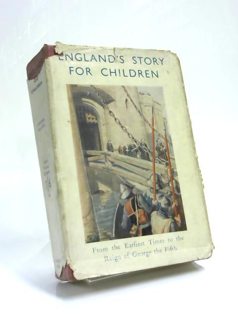 England's Story by E. Baumer Williams