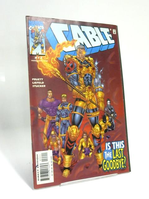 Cable, Vol. 1 No. 73, Novemeber by Joe Pruett & Rob Liefeld