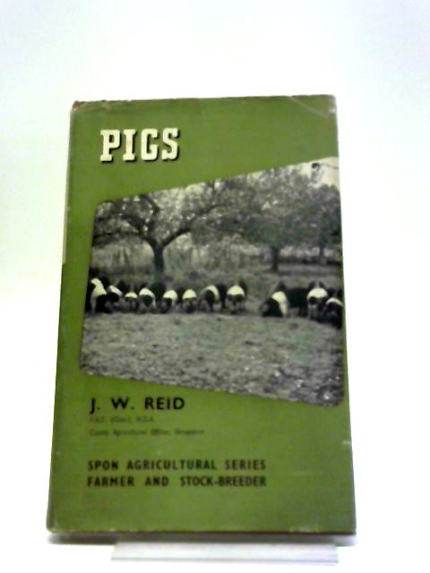 Pig by J W Reid