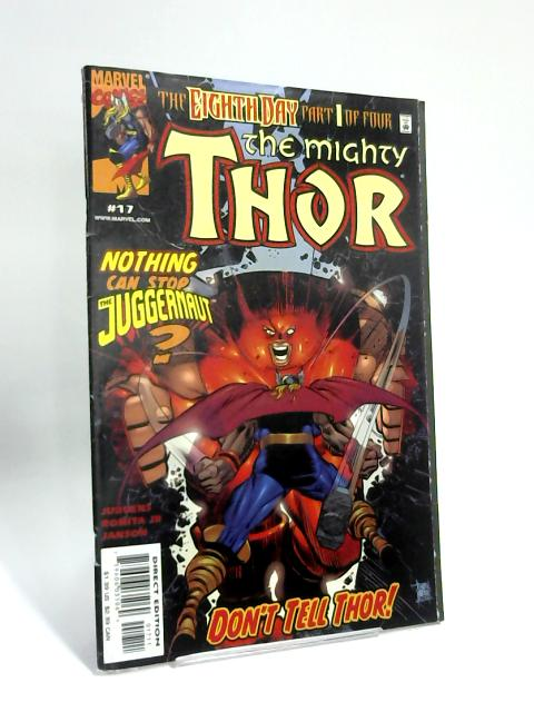 The Mighty Thor, Vol. 2, No. 17, November 1999 by Dan Jurgens