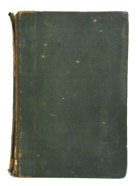 Greens Encyclopedia And Dictionary Of Medicine And Surgery Vol II by J. W. Ballantyne