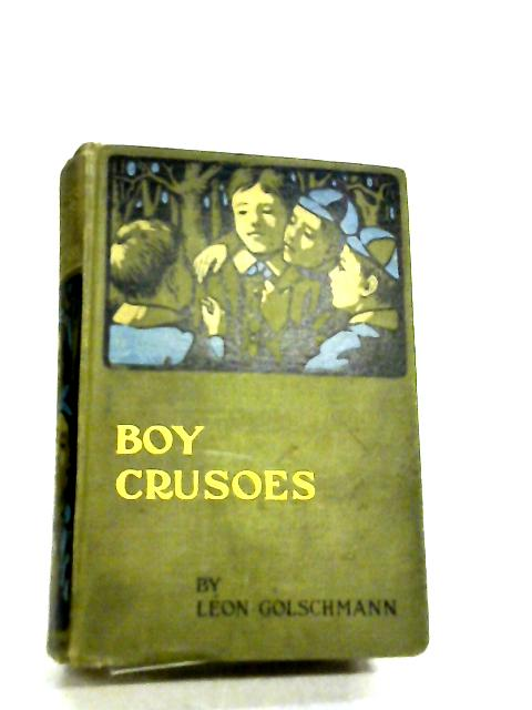 Boy Crusoes by Leon Golschmann