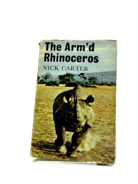 Arm'd Rhinoceros by Nick Carter