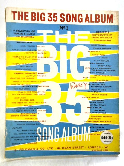 The Big 35 Song Album - Number 1 By Various