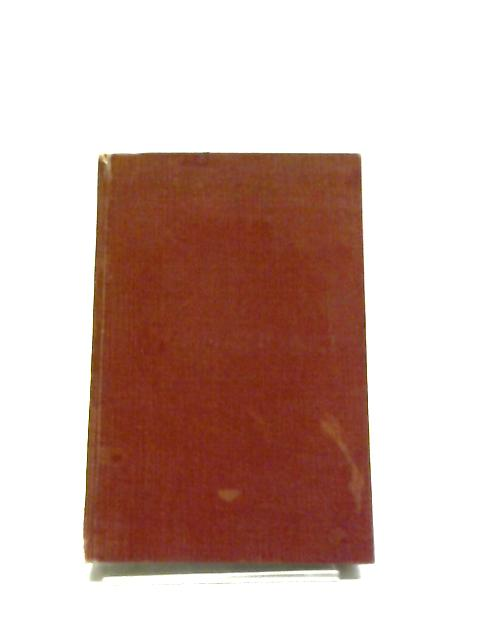 Jeremy Taylor (English Men Of Letters) by E Gosse