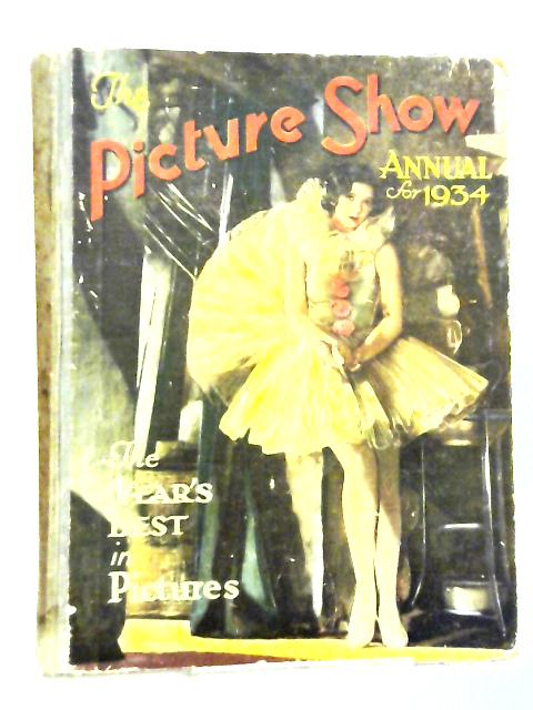 Picture Show Annual 1934 by Various