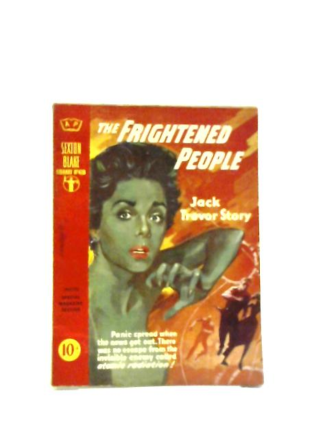 The Frightened People Sexton Blake Library 418 by Jack Trevor Story