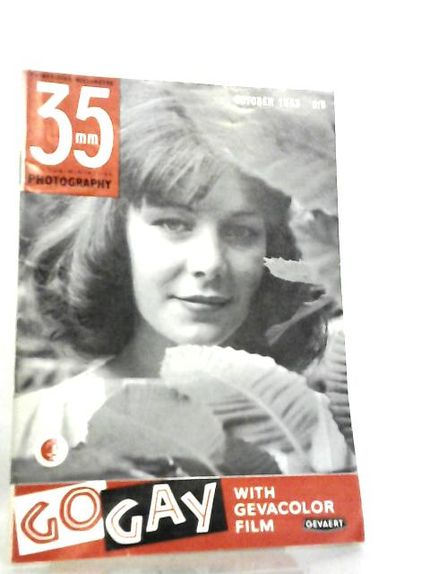 35mm Photography & Sub-Miniature Magazine Vol 6 No 6 October 1963 By Richard Gee