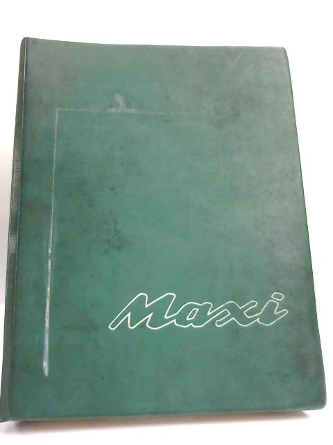 Maxi Workshop Manual by British Leyland