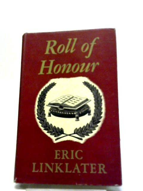 Roll of Honour By Eric Linklater