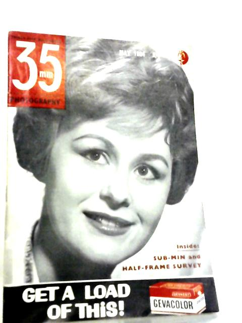 35mm Photography & Sub-Miniature Magazine Vol 7 No 1 May 1964 by Richard Gee