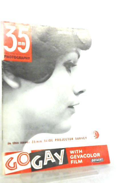 35mm Photography & Sub-Miniature Magazine Vol 6 No 7 November 1963 by Richard Gee