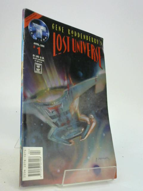 Gene Roddenberry's Lost Universe #1 By unknown