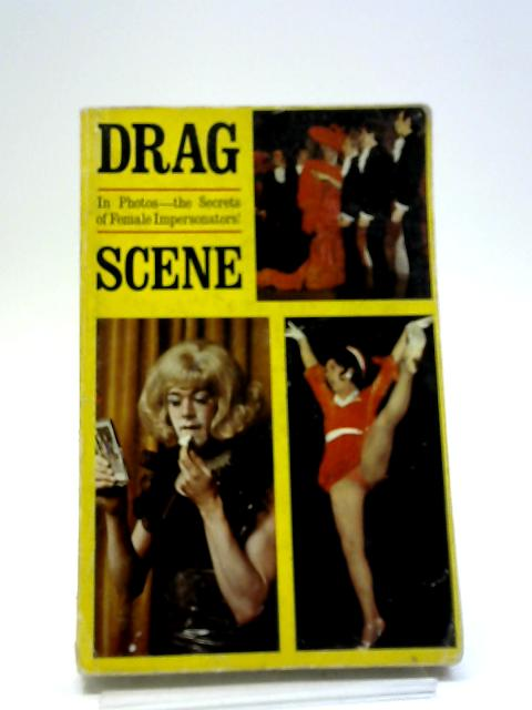Drag Scene: Study of Female Impersonators by Desmond Montmorency