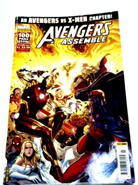 Avengers Assemble #23 - New By Deconnick