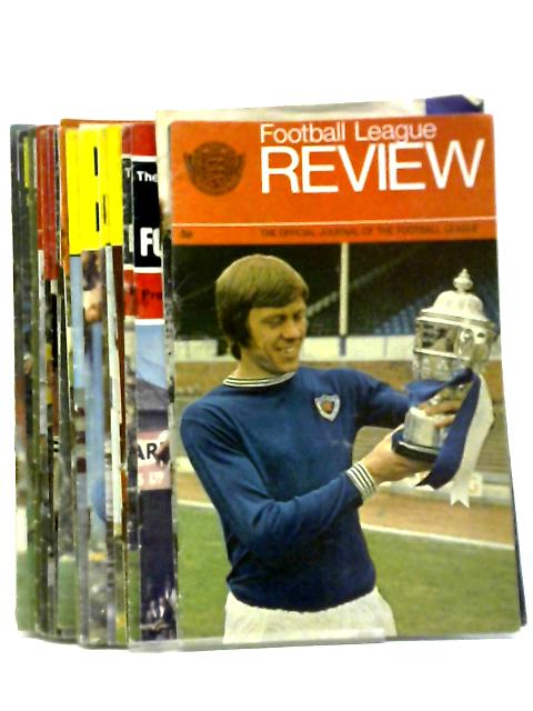 Footbal league Review. 31 Issues by Various