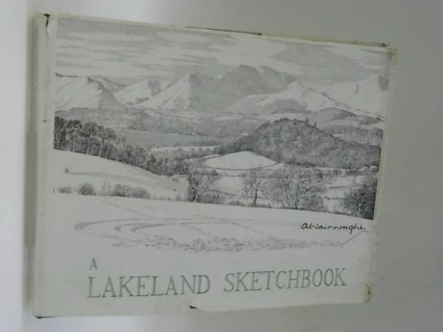 A Lakeland Sketchbook by Awainwright