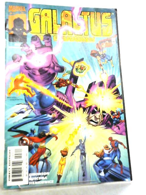 Galactus the Devourer, Vol. 1, No. 3, November 1999 By Louise Simonson