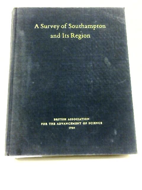 A Survey of Southampton By Francis John Monkhouse