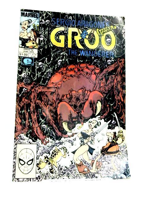 Groo The Wanderer #52 June 1989 by Aragones