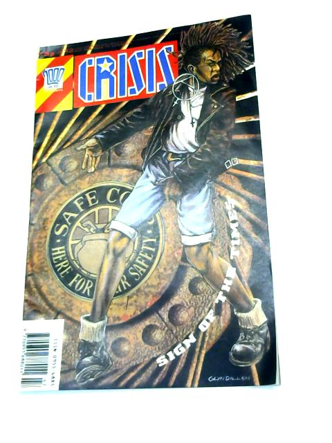 Crisis, #32, 25th November 1989 By Pat Mills