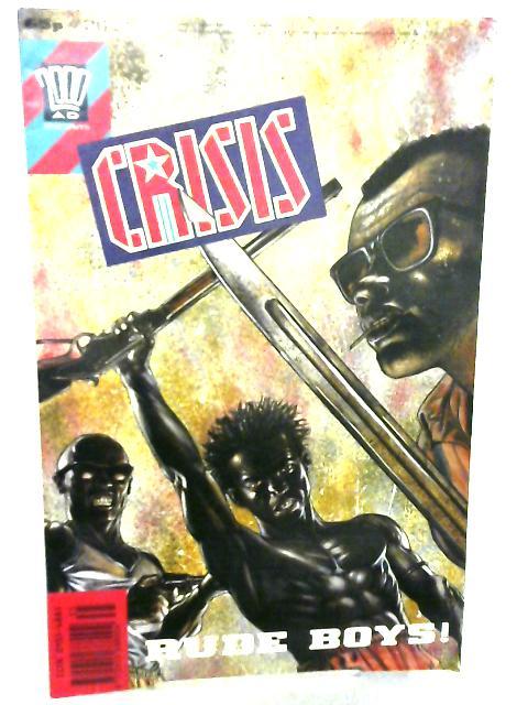 Crisis, #26, 2nd September 1989 By Steve Macmanus