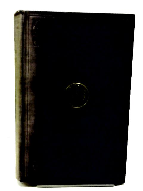 The Junior Institution of Engineers by C.E. Atkinson (Ed.)
