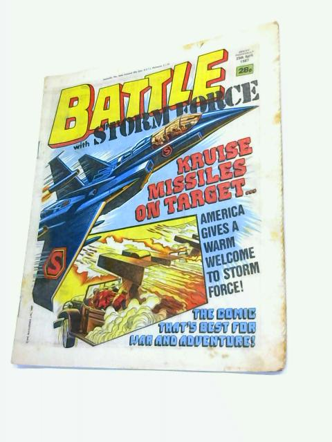 Battle Storm Force, 25th April 1987 By Anon
