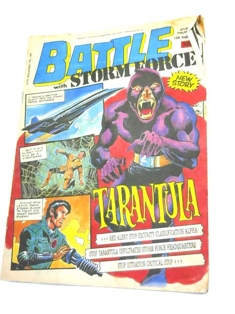 Battle Storm Force, 15th April 1987 By Anon