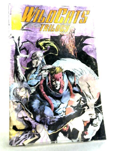 Wild C.A.T.S Trilogy Issue 1 June By Brandon Choi et al