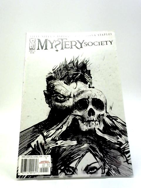 Mystery Society #1- english By Niles