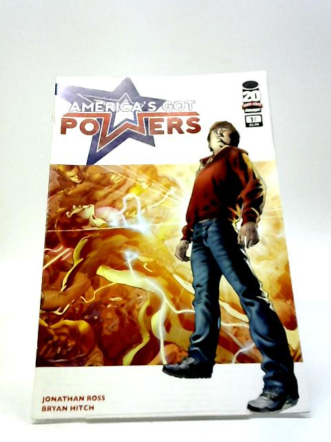 Americas Got Powers #1 of 6 By Ross