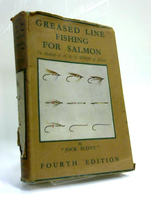 Greased Line Fishing For Salmon by Jock Scott