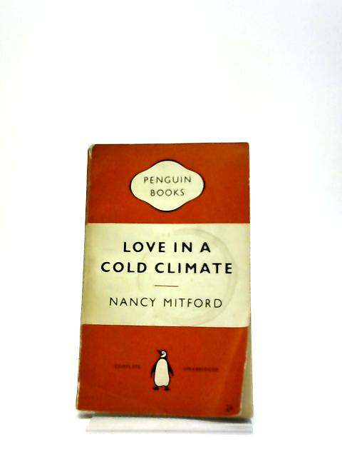 Love In A Cold Climate - english By Mitford