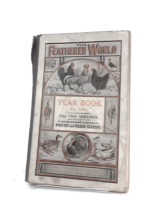 The feathered world year book 1924 by R. & O. Comyns-Lewer