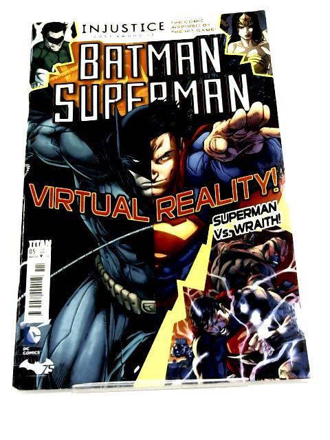 Batman Superman, Vol.1 No. 5, 2014 By Neil Edwards