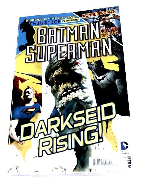 Batman Superman, Vol.1 No. 3, 2014 By Neil Edwards