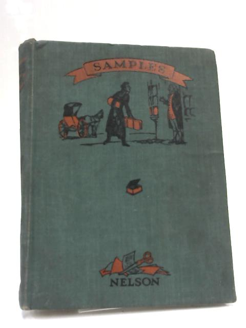 Samples from the Bookshelf By Richard Wilson