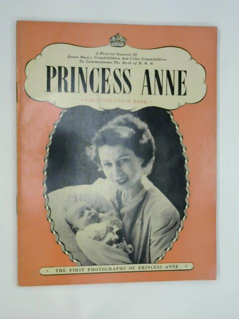 Princess Anne First Souvenir Book By Margaret Saville