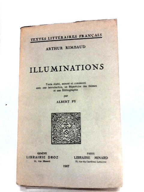 Illuminations by Rimbaud, A